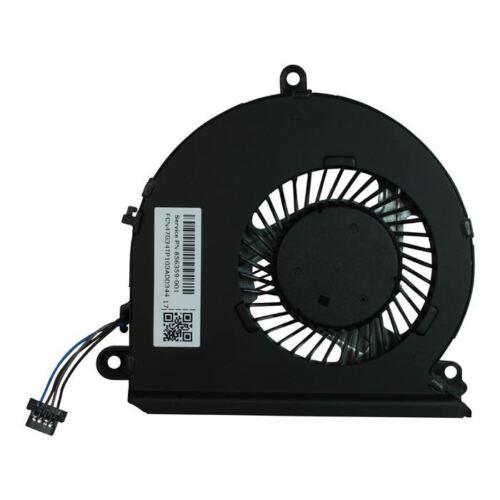 HP Pavilion 15-AU083SA 15-AU083TX 15-au084no 15-AU084TX Compatible Laptop Fan
