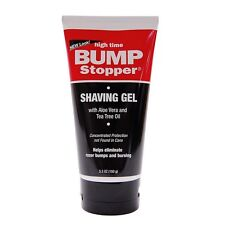 High Time Bump Stopper Shave Gel W/Aloe - Tea Tree Oil 5.3 oz