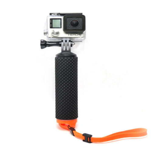 Impermeable Floating empuñadura Floaty manija de Monte para GoPro Hero 8 7 6 Cámara UK