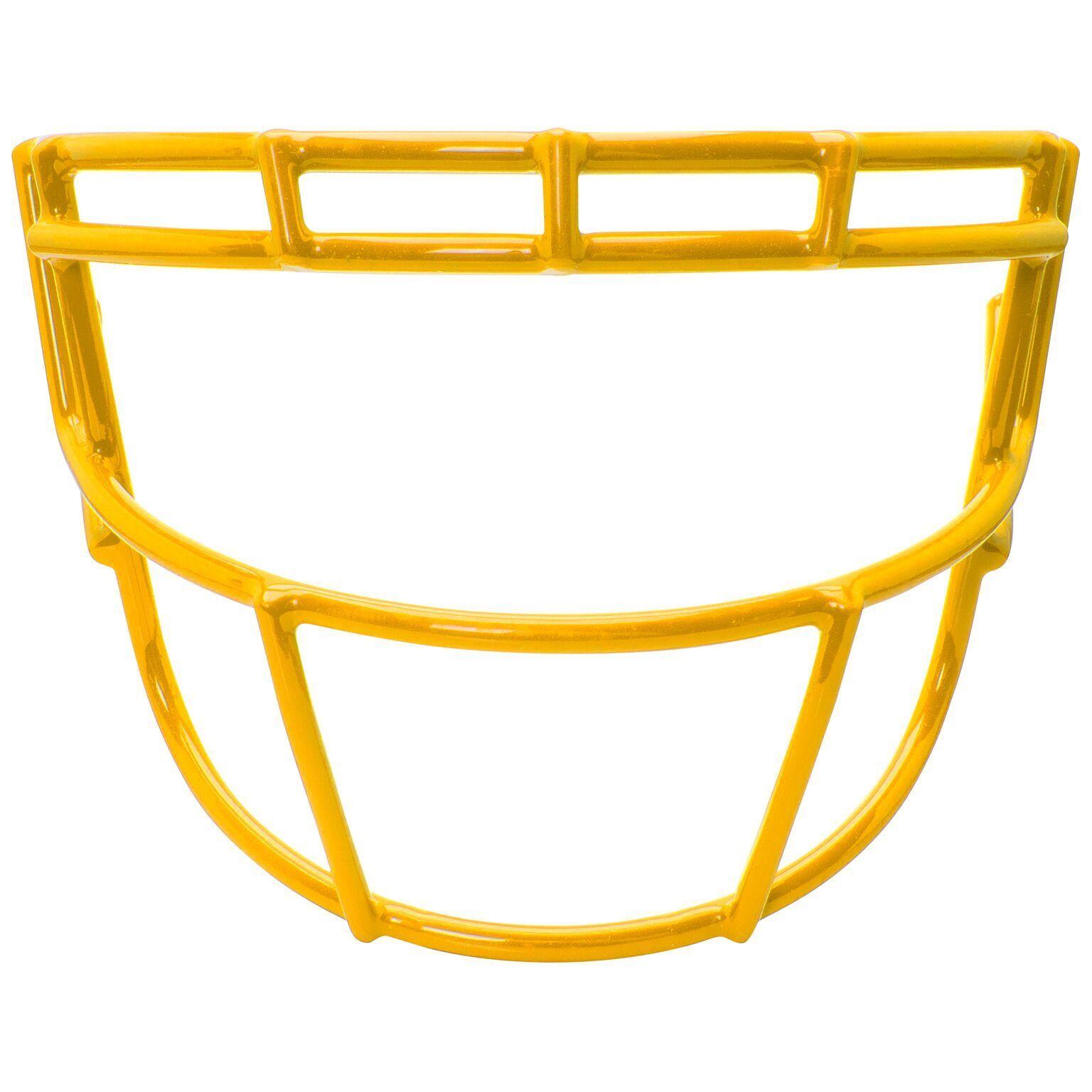 Schutt Vengeance V-ROPO-SW-TRAD-NB Adult Football Helmet Facemask gold YELLOW