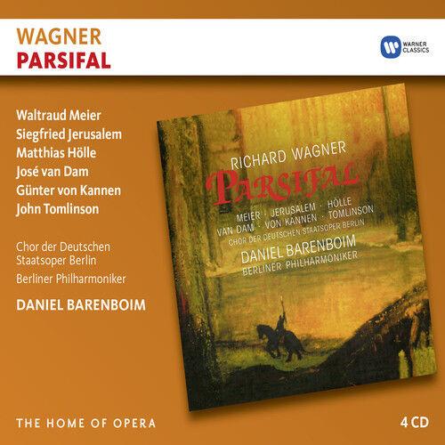 Wagner / Barenboim / Meier / Jesuralem - Parsifal [New CD]