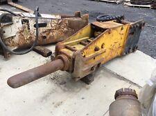 Hydraulic Excavator Hammer