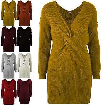 New Women Twisted Short Sleeve Crop Top Wrap Plunge V Neck Twist Tee T shirt