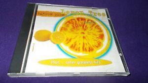 GARDEN-EDEN-LEMON-TREE-REMIXES-CD-VGC