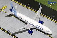 Gemini Jets Interjet Airline Airbus A320-200(s) 1:200 Die-cast Xa-fua G2au551