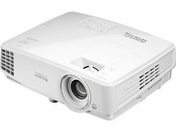 BenQ MH530 Full HD 1080p 3200-Lumens DLP Home Theater Projector - White