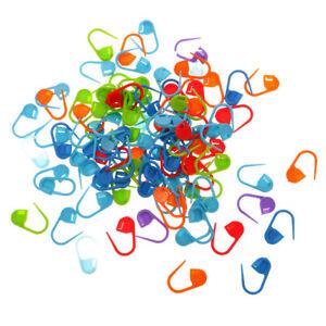 100pcs-Plastique-Assorti-Tricotage-Artisanat-Crochet-Verrouillage-Aiguille