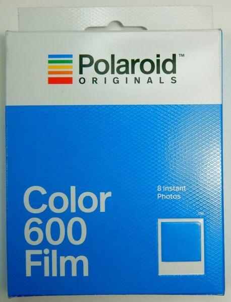 Polaroid 600 8 Vues Couleur Cadre Blanc Des Biens De Chaque Description Sont Disponibles