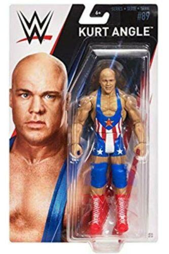 WWE Basic Serie 89 Kurt Angle wrestling action figure