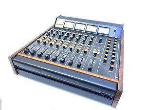 TEAC-TASCAM-SERIES-MODEL-3-Professional-Audio-MIXER-8-Channel-Vintage-Refurbishe