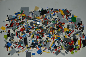 Genuine-Lego-3-Lbs-Replacement-Parts-Pieces-Bulk-Mixed-Lots-Bricks-Plates-Lot-8
