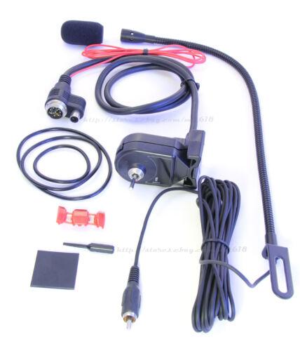 car mobile mic for YAESU FT-90 FT-100 FT-7100 FT-7800 FT-8000 FT-8100 FT8500 MIC