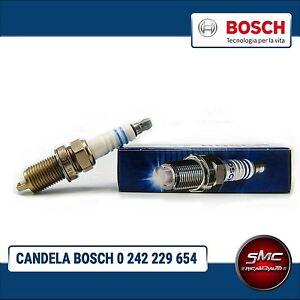 Bosch 0242229654 CANDELA AGILA 1.0 12V H00
