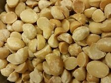 Macadamia Nuts, Dry Roasted and Salted, Style 4 (Halves) 5 Pound Bag