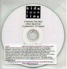 (AB103) Kids Love Lies, Under The Bed - DJ CD