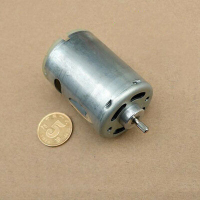 1pc For Mabuchi RS-540 DC7.4V 22800rpm High Speed Large Power Carbon Brush Motor