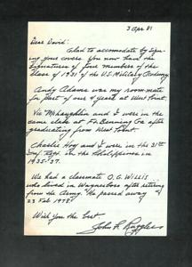 Brigadier-General-John-Frank-Ruggles-USA-Original-Signed-Letter-with-COA