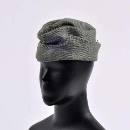 """1//6 Dragon Hat Soldier WWII Tactical Cap Model F//12/"""" Figure Head Sculpt"""