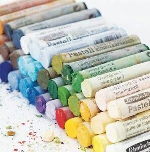 Schmincke-Finest-Extra-Soft-Artists-039-pastels-Set-of-6