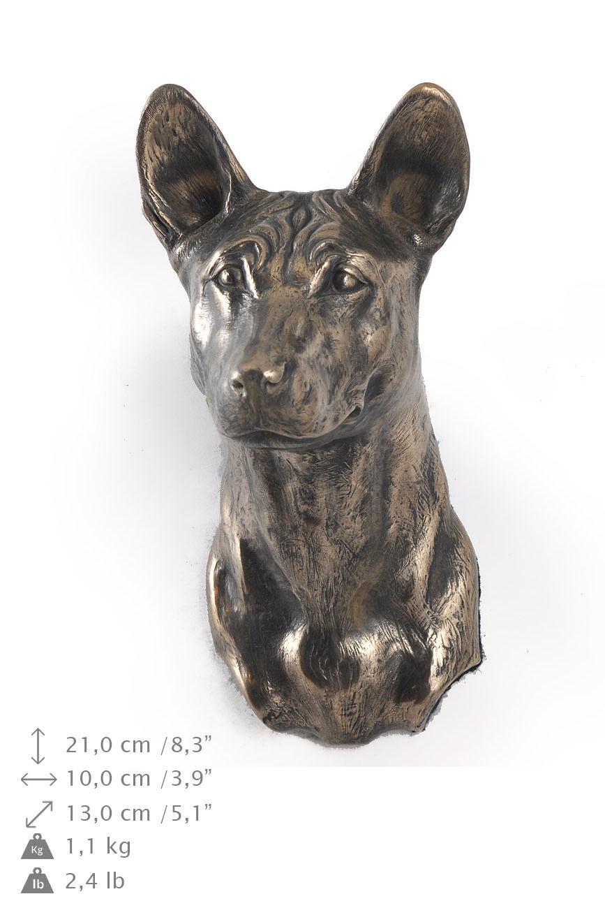 Basenji, estatuilla de perro para colgar, edición limitad ES