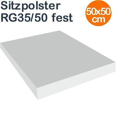 Poster Schaumstoff 50 x 50 cm Sitzkissen Sitzpolster Schaumstoffplatte ca