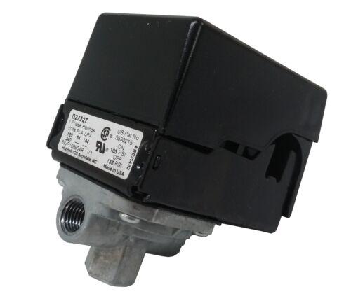 Air Compressor Pressure Switch for Craftsman Porter Cable Devilbiss D27227