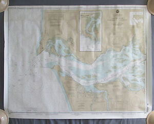 2001-Columbia-River-Pacific-Ocean-to-Harrington-Point-Soundings-in-Fathoms-Chart