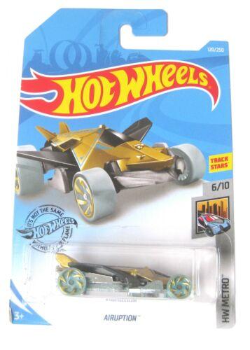 Hot Wheels airuption HW metro 1:64