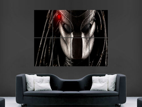 PREDATOR TV FILM GIANT WALL POSTER ART PICTURE PRINT LARGE