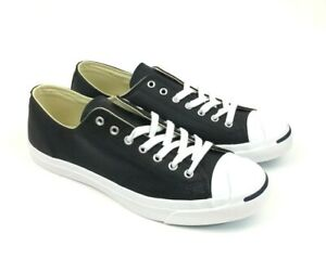 3e9ebdde95087b NEW Converse Jack Purcell JP Leather Ox Mens Low Shoes Sneakers ...