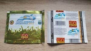 Panini-Copa-America-2011-1-Tuete-Bustina-Pochette-Packet-Argentina-11