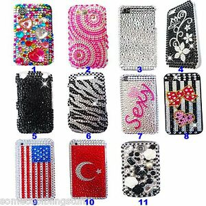NUEVO-LUJOSO-3D-BRILLANTE-DIAMANTE-FUNDA-iPhone-3-3gs-4-4s-5-5s-6