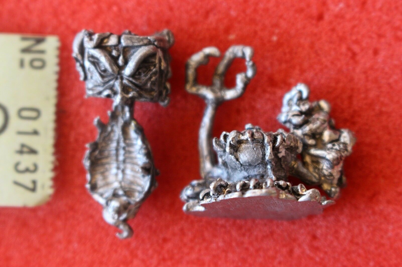 Citadel Games Workshop Limited Edition Warhammer Dwarf LE17 Chaos Toilet OOP GW