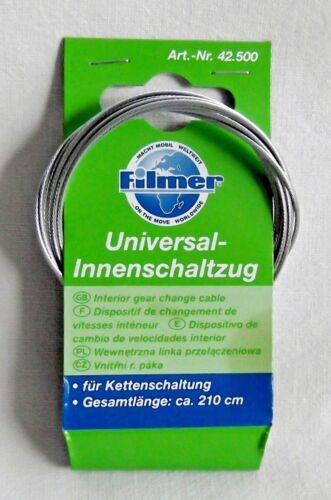 Intérieur schaltzug universel 210 cm 42500 wellen bremszug bremsseil