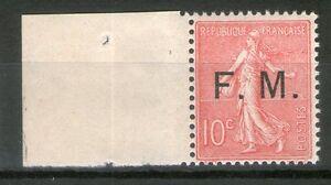 TIMBRE-DE-FRANCHISE-N-4-NEUF-GOMME-ORIGINALE-SIGNE-ROUMET