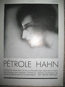 PUBLICITE-DE-PRESSE-PETROLE-HAHN-SOIN-DS-CHEVEUX-FRENCH-AD-1930