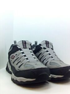 Skechers-Men-039-s-Shoes-Athletic-Shoes-Grey-Size-14-0-ruky