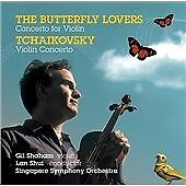 1 of 1 - Chen;He: Butterfly Lovers Violin Concerto; Tchaikovsky: Violin Concerto, Gil Sha