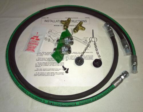 NEW AuxHyd Rear Hydraulic Kit for John Deere 140