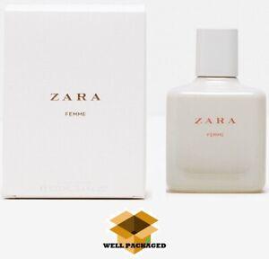 Details About Zara Femme For Woman Eau De Toilette Edt Fragrance Perfume 100ml Week End