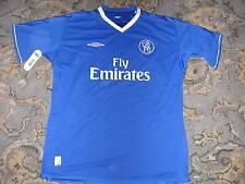 Hernan Crespo Chelsea 2003 Umbro Jersey NEW NWT Sz XL football soccer rare #10