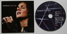 Katie Melua Spider's Web Rare UK 3Tr Adv Cardcover CD Diff PS