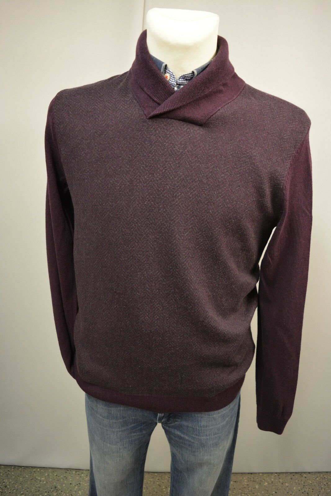 M Coton BY WESTBURY Hommes amp;a Cachemire BY Cachemire Pull Tricot c H0xxfqBwF