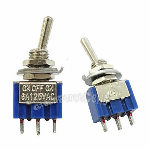 2-pcs-3-Pin-SPDT-ON-OFF-ON-3-Position-6A-250VAC-Mini-Toggle-Switches-MTS-103