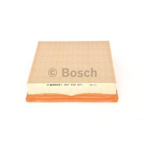 1 FILTRO ARIA BOSCH 1 457 433 571 adatto per GMC Opel Vauxhall CHEVROLET