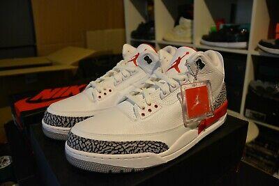 Nike Air Jordan 3 Katrina Hall Of Fame e Scarpe da uomo