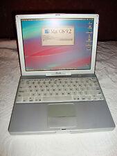 Apple ibook M6497 with CD drive, WIFI