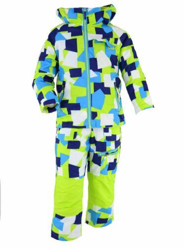 Combinaison de ski enfants filles garçons neige costume hiver costume veste ski pantalon de ski 98-164