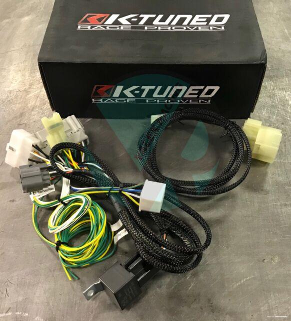 K-Tuned EF/CRX K Swap Conversion Harness 88-91 Honda Civic CRX EF k20 on