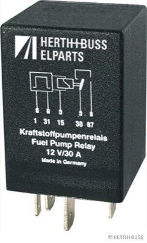 HAMMOND+BUSS Relais, Fuel pump 75614031